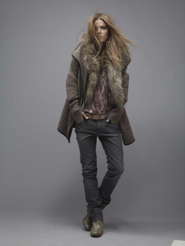 Manteau d'hiver bilodeau