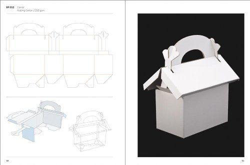 Fancy Packaging (Structural Package Design) | 刀版 | Packaging