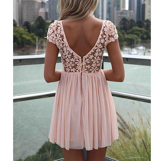 fe0a08ebcd35 Mint Green Women Summer Bandage Bodycon Lace Evening Sexy Party Cocktail  MINI Dress