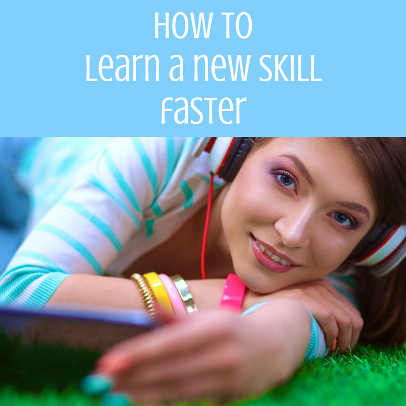 Learning Methods, Learn A New Skill, Life Coach