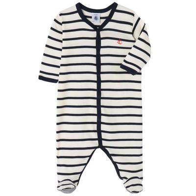 Petit Bateau - Pyjama rayé - 212113  3877ef3e569
