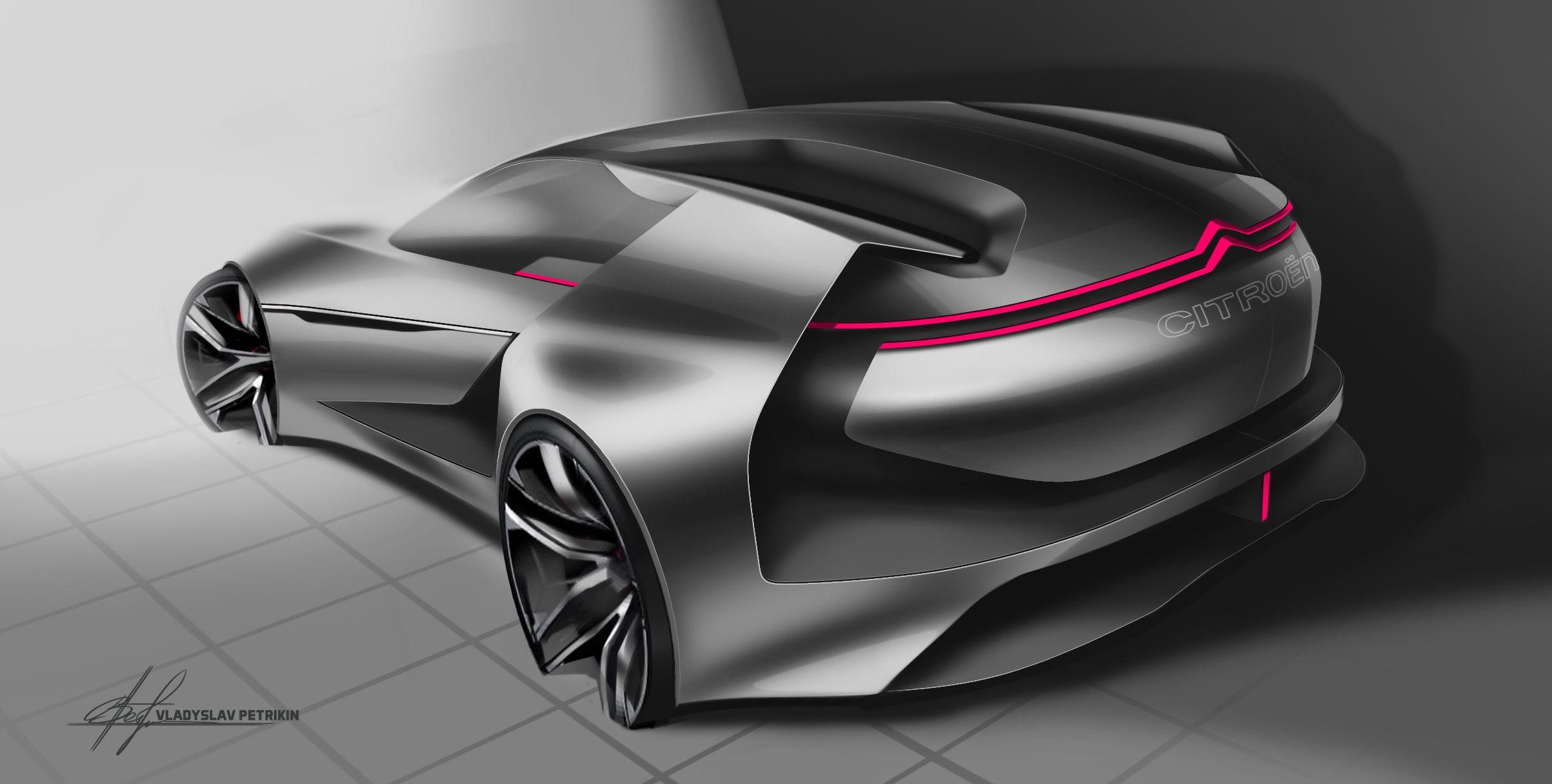 Citroёn for #ShootingBrakeChallenge #cardesign, #design, #automotivedesign, #transportdesign, #vehicledesign, #industrialdesign, #productdesign, #doodle, #cardrawing, #sketch, #carsketch, #concept, #art, #wheels, #photoshop, #sport, #pencil, #marker, #drawing, #electric, #engine, #dailysketch, #supercar, #sportscar, #black, #white, #shootingbrake, #citroen, #france