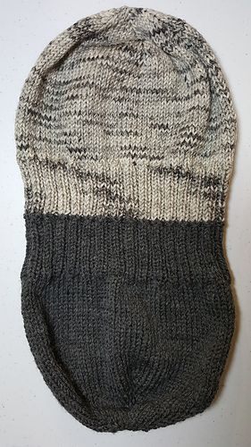 Double Thick Unisex Reversible Knit Hat Pattern Pattern By Furlough
