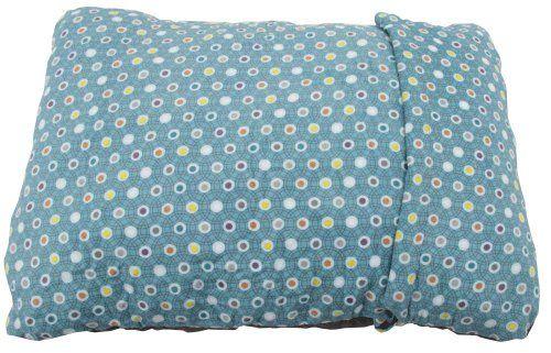 Confort de viajes Hummingbird Compressible Pillow azul 2015