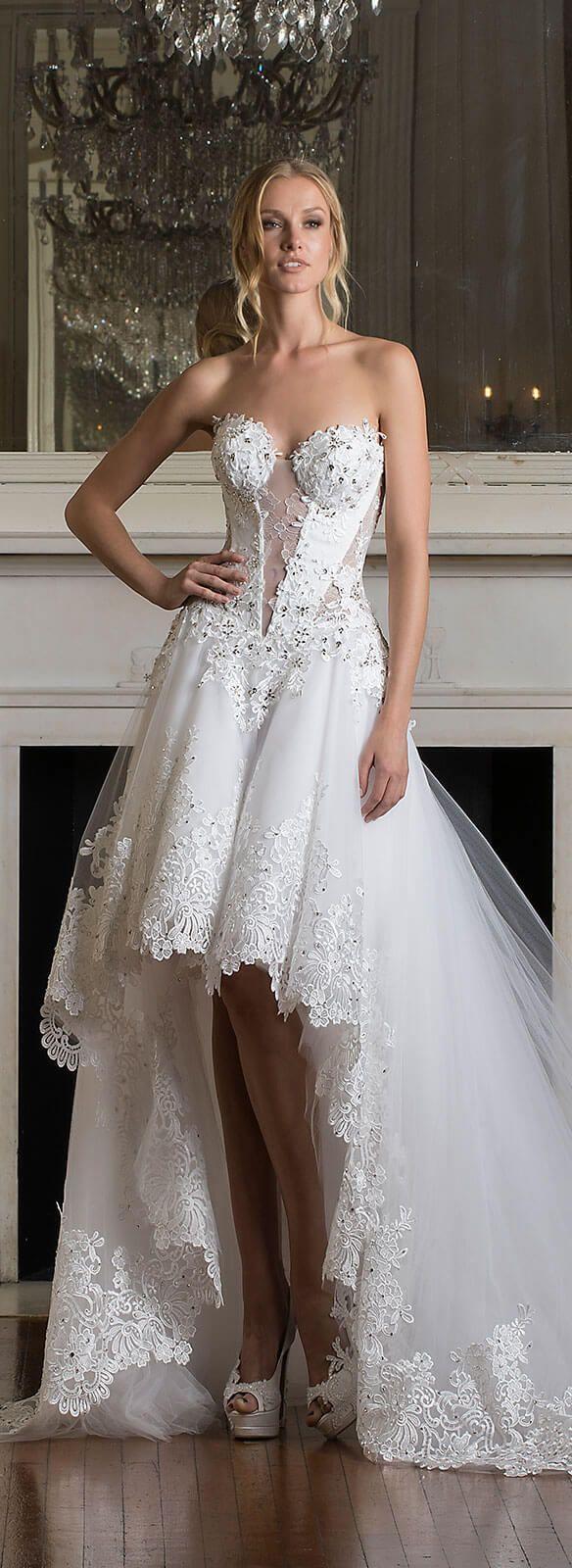 Pnina wedding dress  Pin by Elisabeth on Pnina Tornai  Pinterest  Pnina tornai Wedding