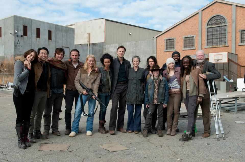 the walking dead season 4 photos | ... Walking Dead Quarta Temporada ...