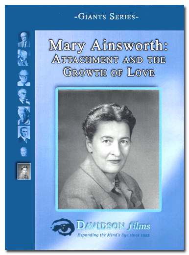 mary ainsworth and attachment theory