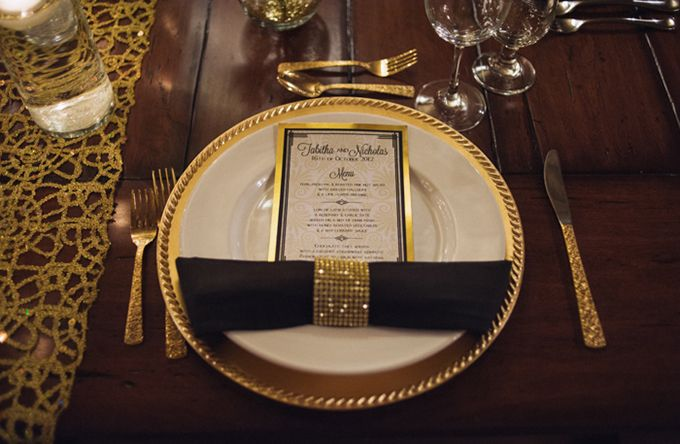 Great Gatsby Wedding Inspiration | Wedding Inspiration | Pinterest ...