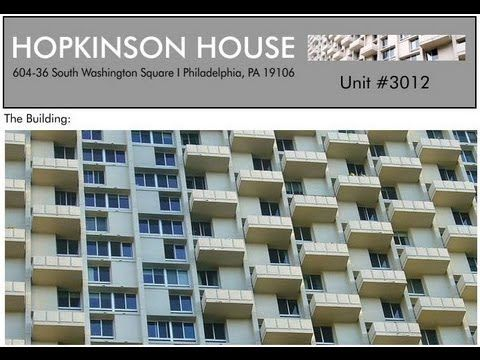 Click The Image To See A Video 604 36 S Washington Square The Hopkinson House Philadelphia Pa 19106 T Condos For Sale Washington Square City Living
