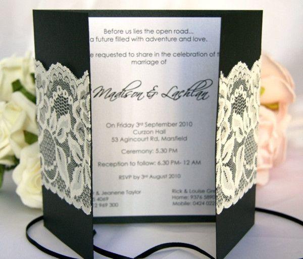 Großartig Schwarz Golden Weiß Hochzeit Im Winter Inspiration