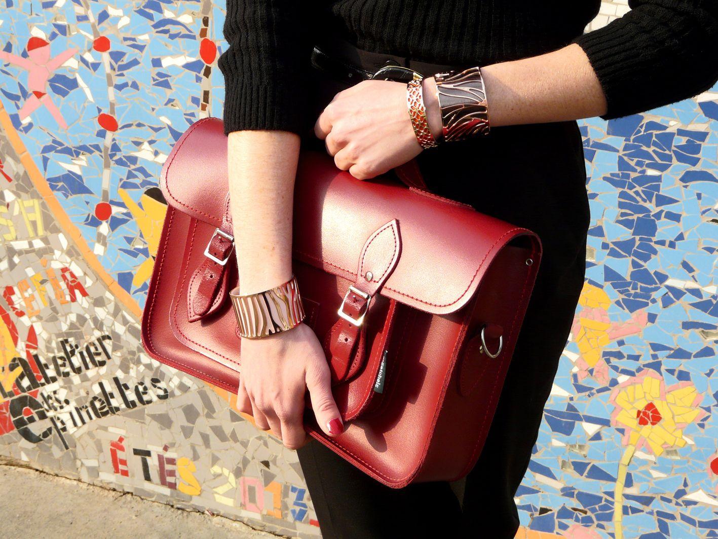 Bijoux : Bracelets Georgette. Accessoire de mode ...