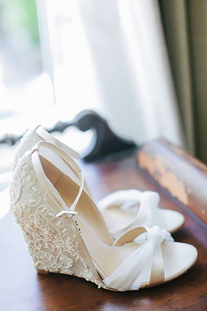 30 Officially The Most Gorgeous Bridal Shoes | Bridal shoe, Wedding ...