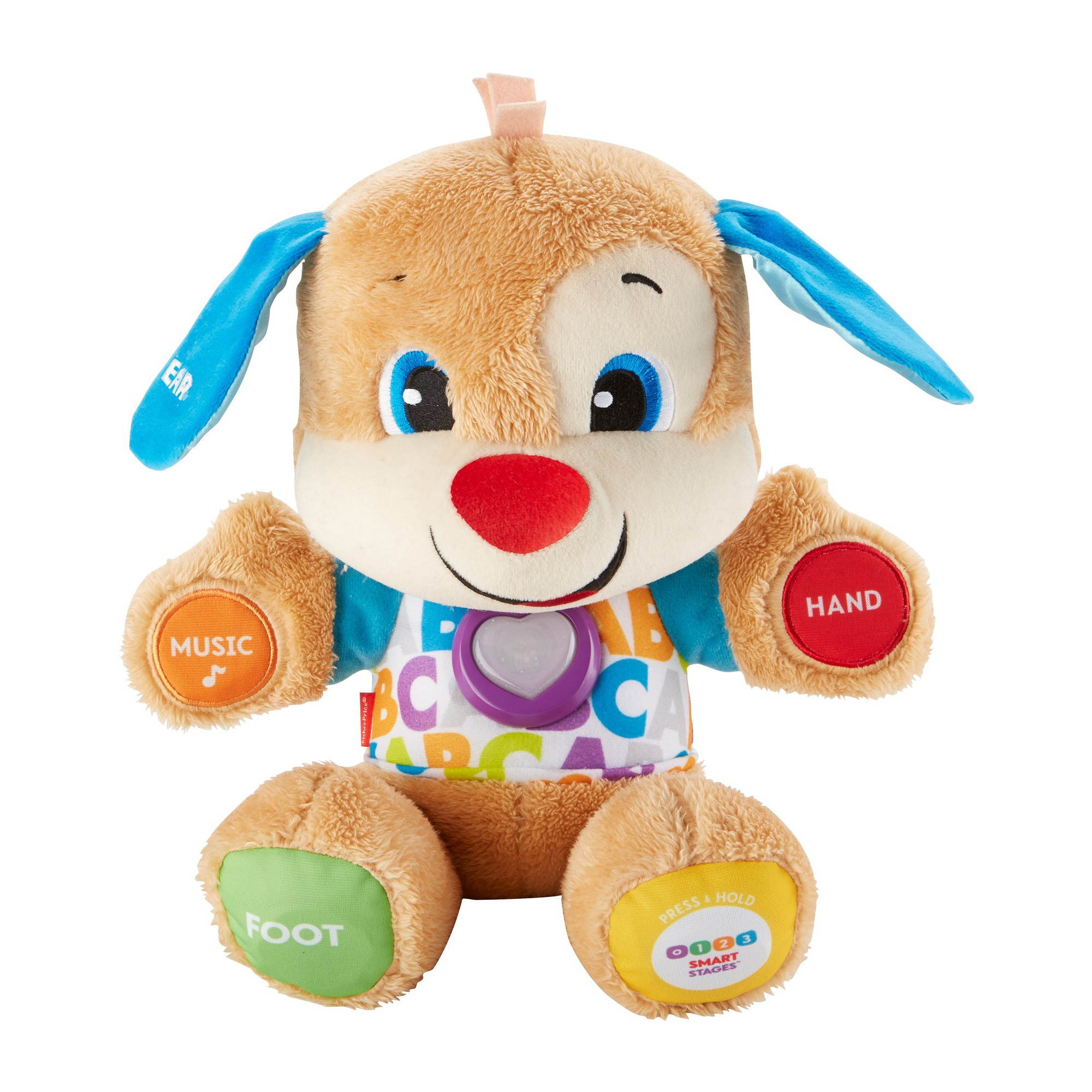 Fisher Price Laugh And Learn Smart Stages Puppy Interactive