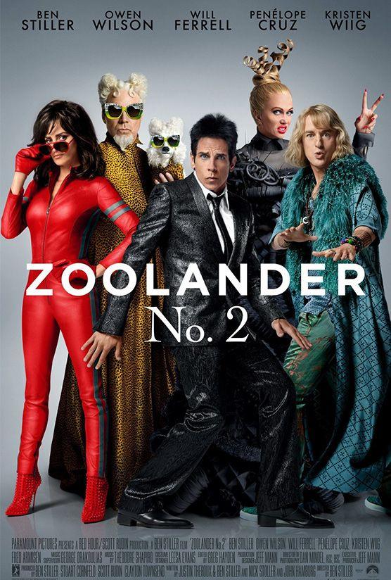 Zoolander 2 New Releases This Week Pinterest Zoolander Movie