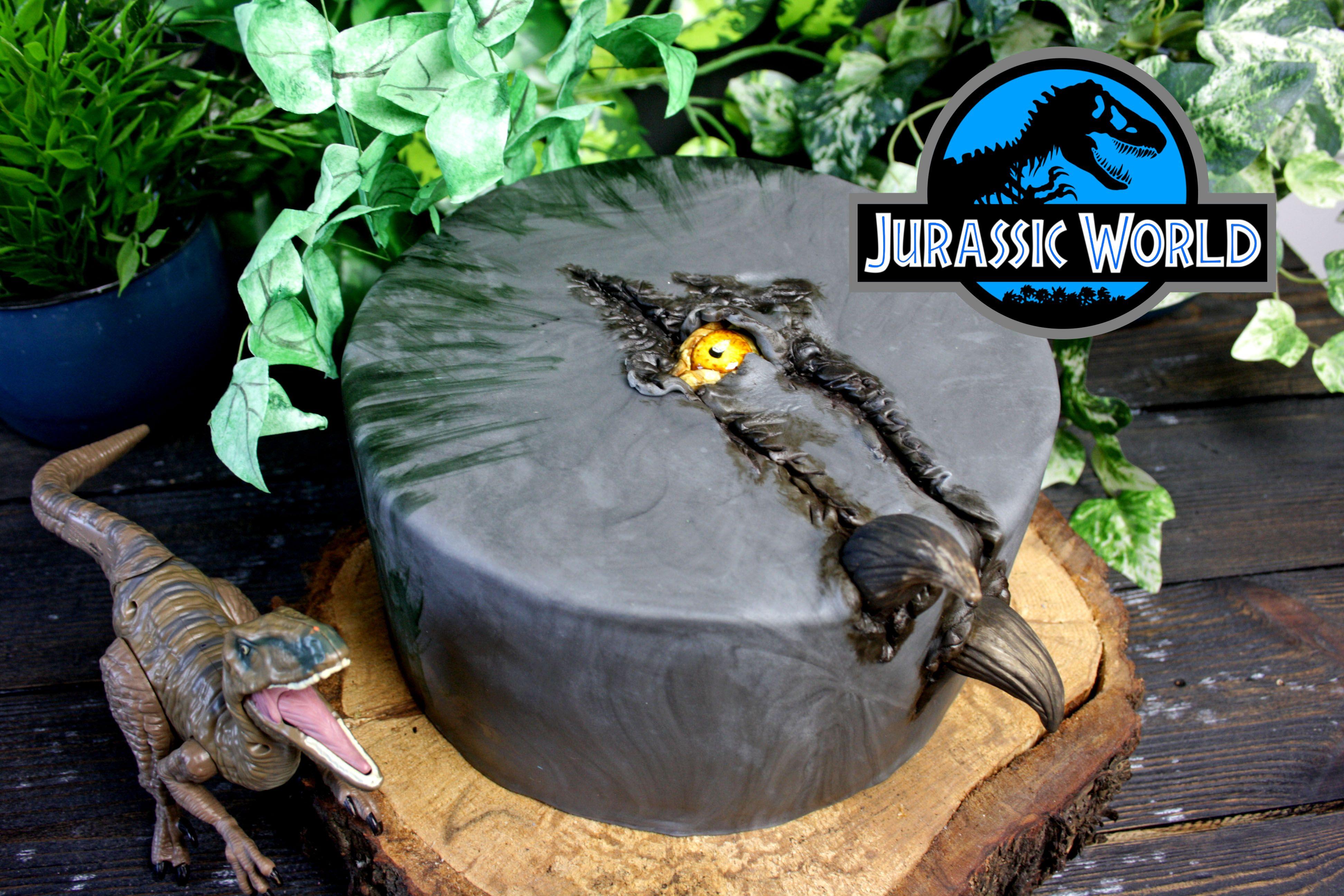 Tort Jurassic World Upadle Krolestwo Jurassic World Fallen