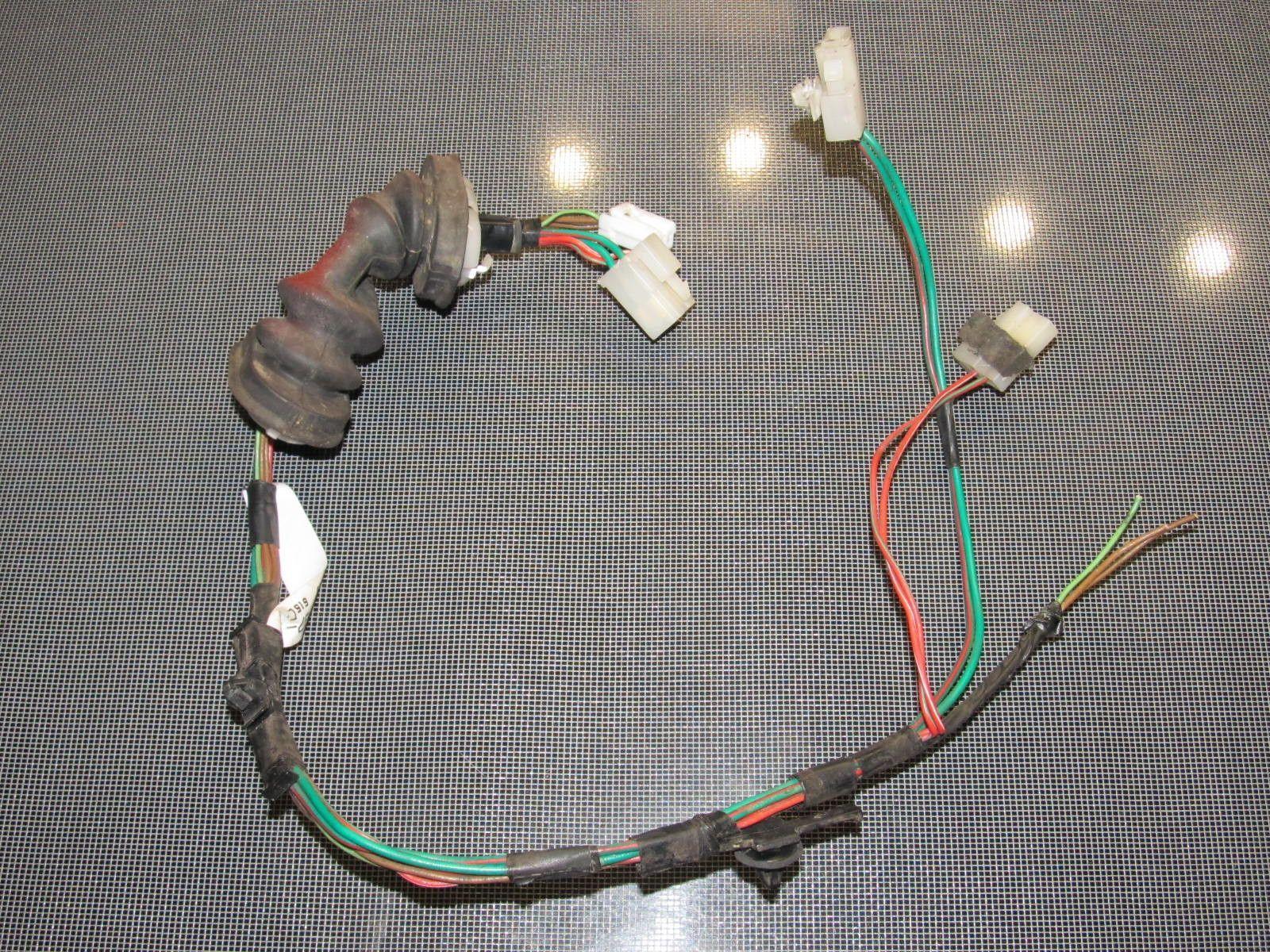 90 93 Miata Oem Door Wiring Harness Right Autopartonecom Wire