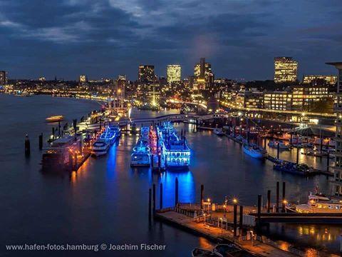 der neue Hafenblick