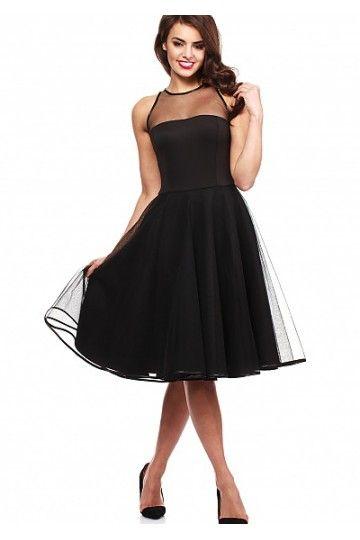 Robe soiree noire accessoires