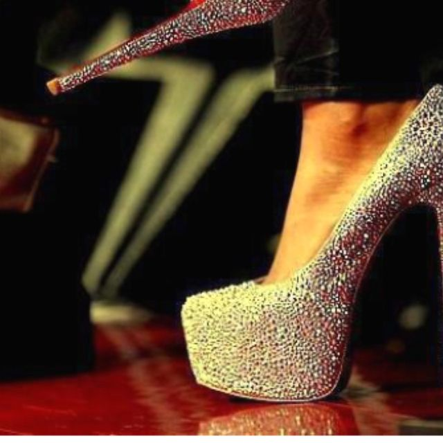These Red Bottoms >>>