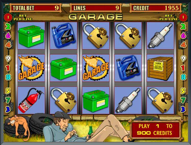бесплатные игры игровые автоматы гараж