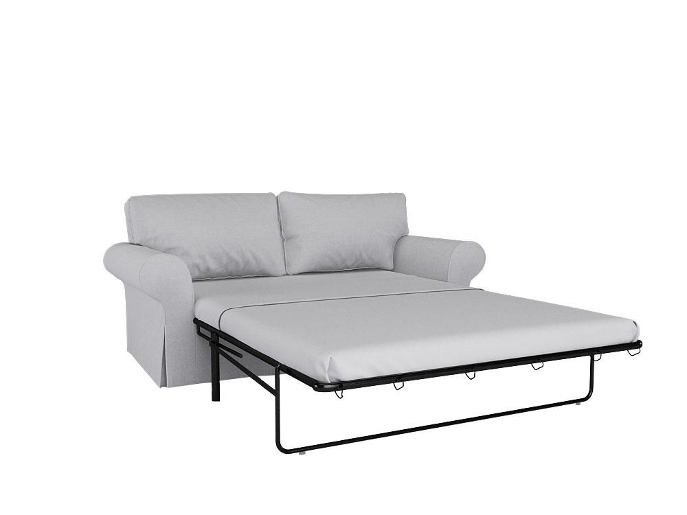 Ektorp 2 Seat Sofa Bed Cover Ektorp 2 Seat Sleeper Cover In 2020 Bed Covers Ikea Sofa Bed Ektorp Sofa Cover