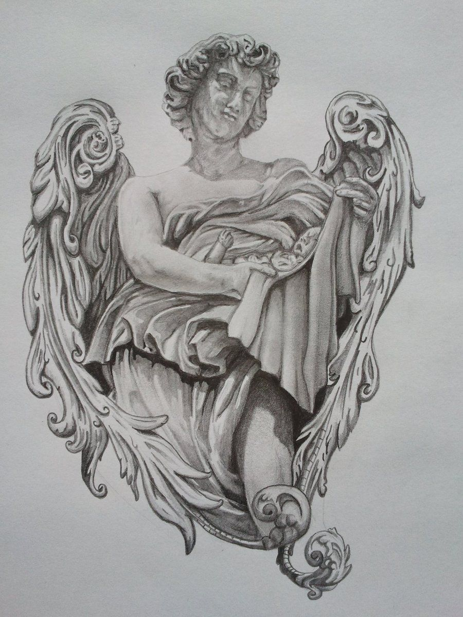 angel with baby tattoo designs - Google Search