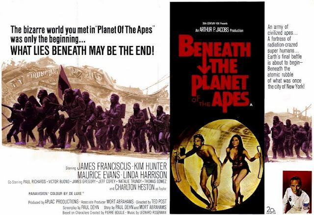 Planet Of The Apes Recap From Chimpan A To Chimpan Zee Planet Of The Apes Plant Of The Apes Movie Posters