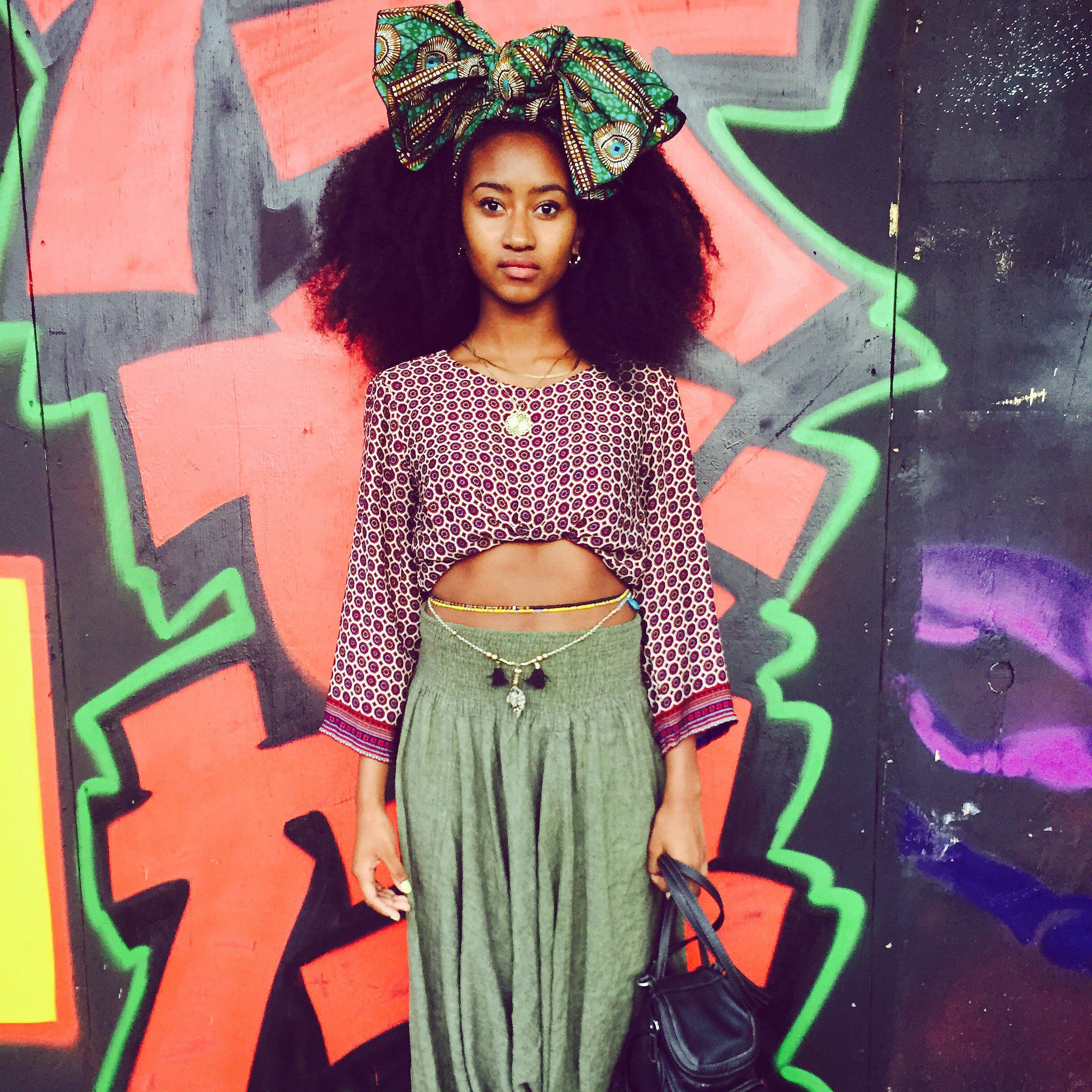 Afro Punk Fashion: The Best Looks From Afropunk's Fancy Dress Ball