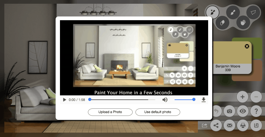 Free Online Paint Visualizer Software Interior Rooms House Exteriors Best Home Design Software Home Design Software Cool House Designs