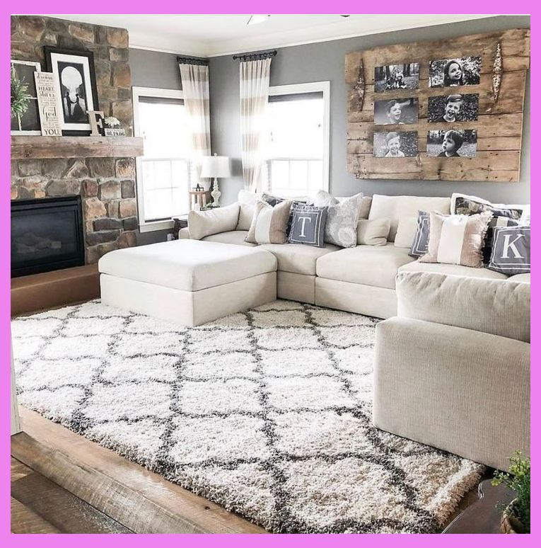 Modern Rustic Living Room Ideas Rustic Living Room Living Room Decor Apartment Farm House Living Room Modern Rustic Living Room Farmhouse Decor Living Room #rustic #living #room #furniture #ideas