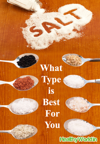 There are various type of salts like koshel salt himalayan pink there are various type of salts like koshel salt himalayan pink salt table forumfinder Choice Image