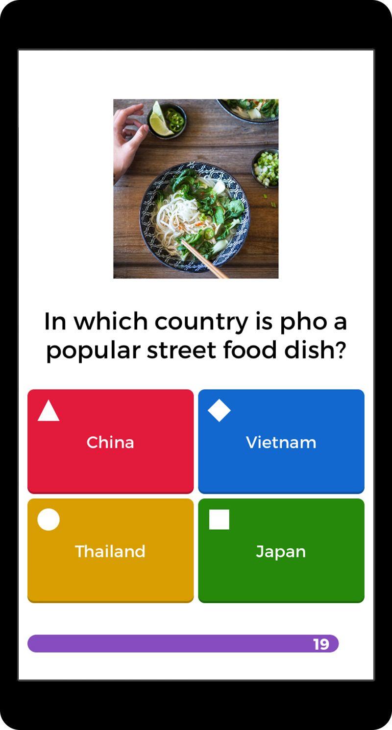 app Kahoot, Fun learning games, Mobile app