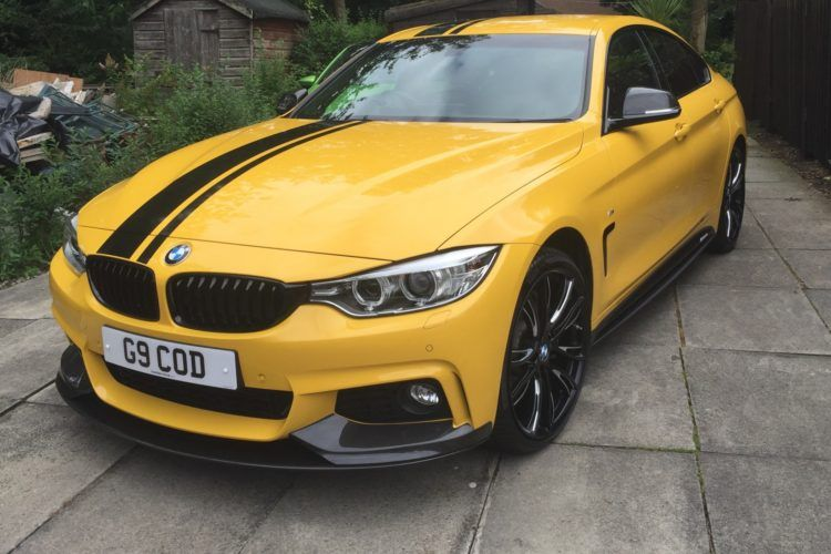 Is This The New Bmw M4 Youtube