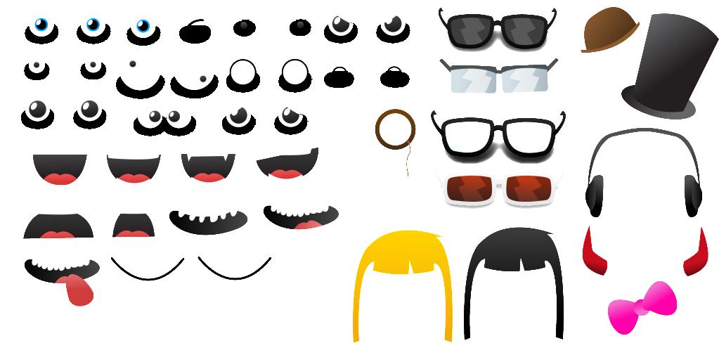 Eyes Nose Mouth Template Printable Eyes Nose Mouth | Эмоции ...