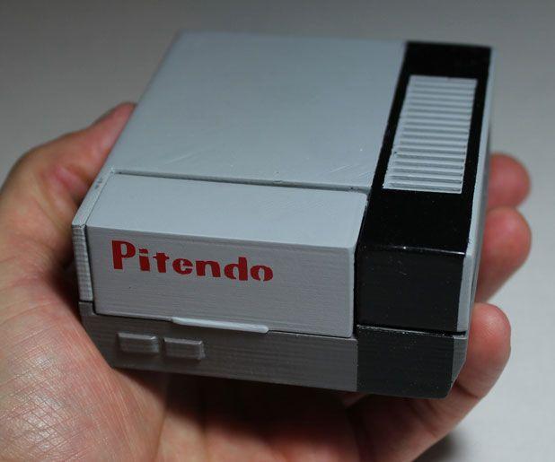 Pocket Sized Retro Nes Emulator Nintendo Retro Nes