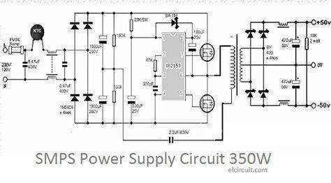 circuit schematics design