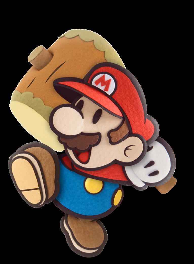 Paper Mario Render : paper, mario, render, Paper, Mario, Default, ZaneTheDragon, Mario,, Sticker