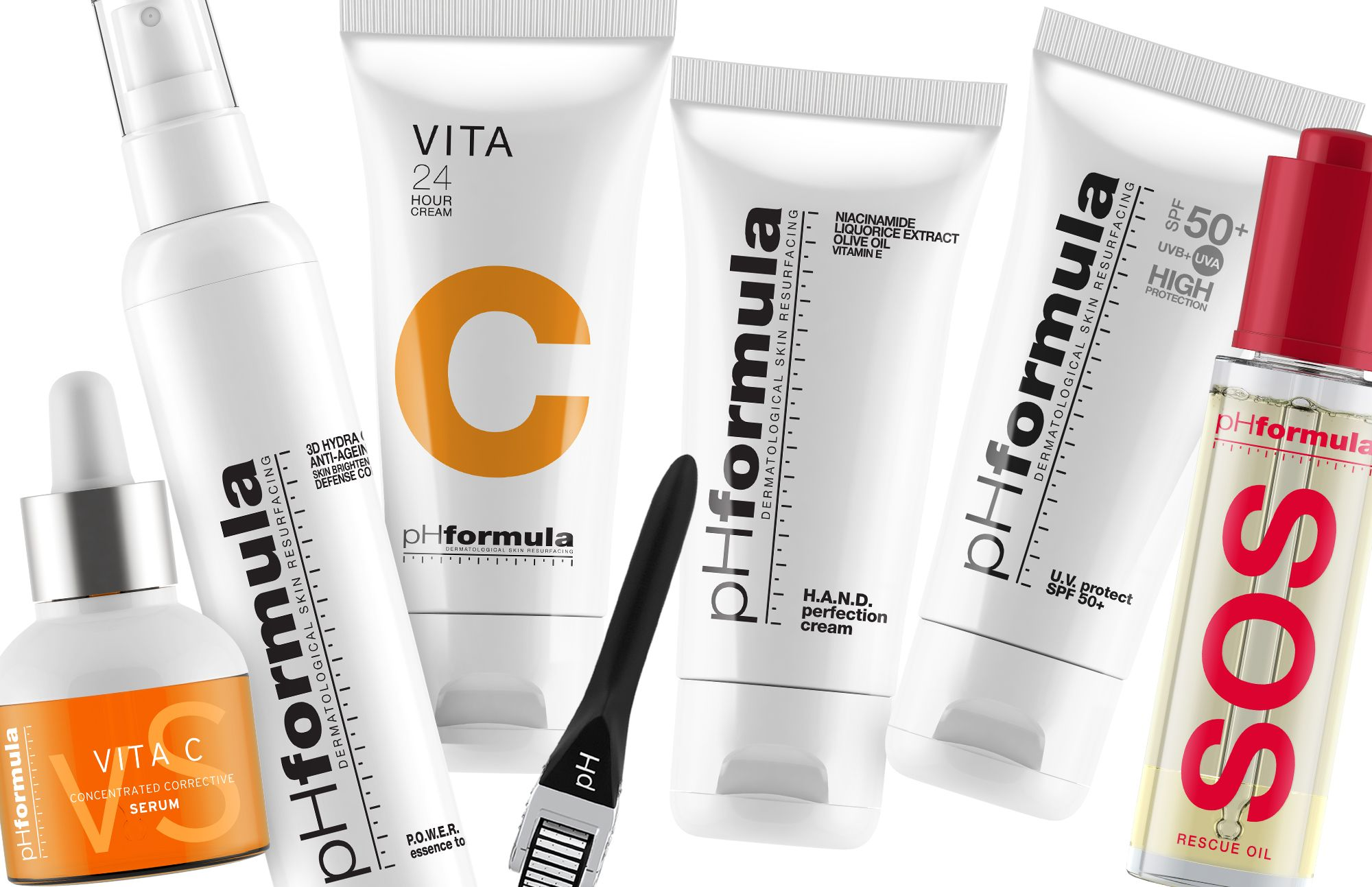 Phformula Leading International Skincare Brand Based In Barcelona