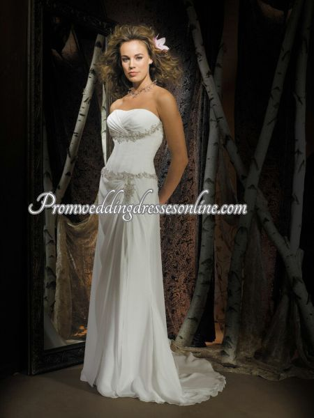 You can find cheap Allure Far and Away Wedding Dresses - Style 870 only USD196.20 in PromWeddingDressesOnline.com     2013 wedding dresses