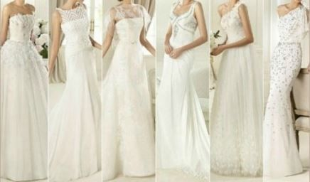 Awesome Types Of Wedding Dresses