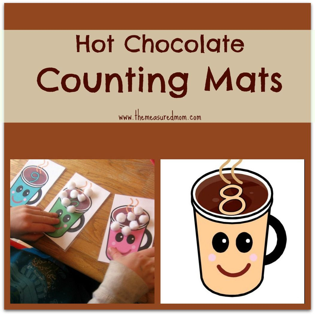Hot Chocolate Math