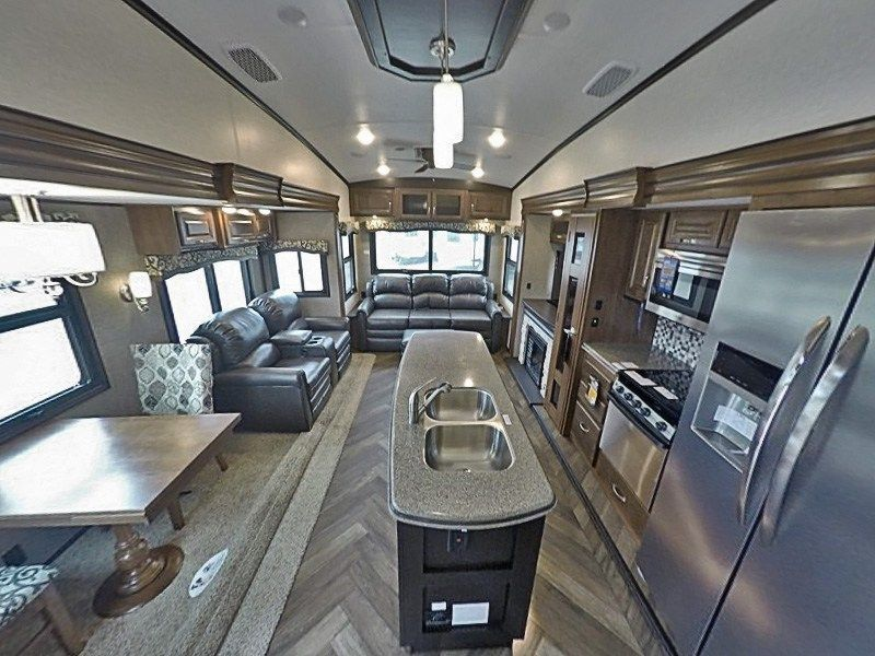 North Point Rv >> New 2017 Jayco North Point Rv 377rlbh For Sale Ll0337 5th
