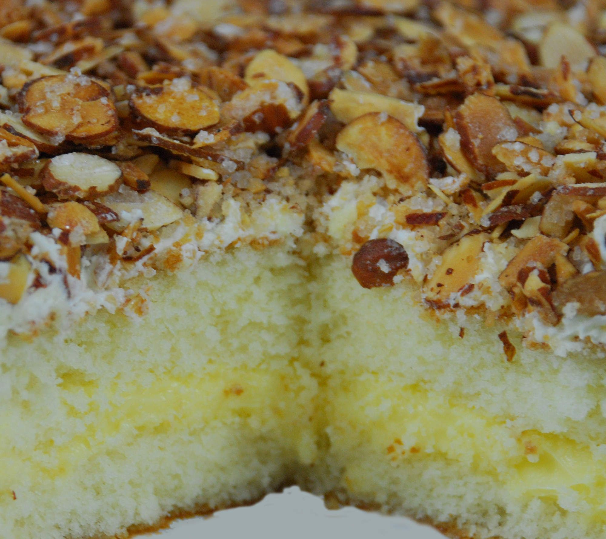 toasted almond cake pittsburgh