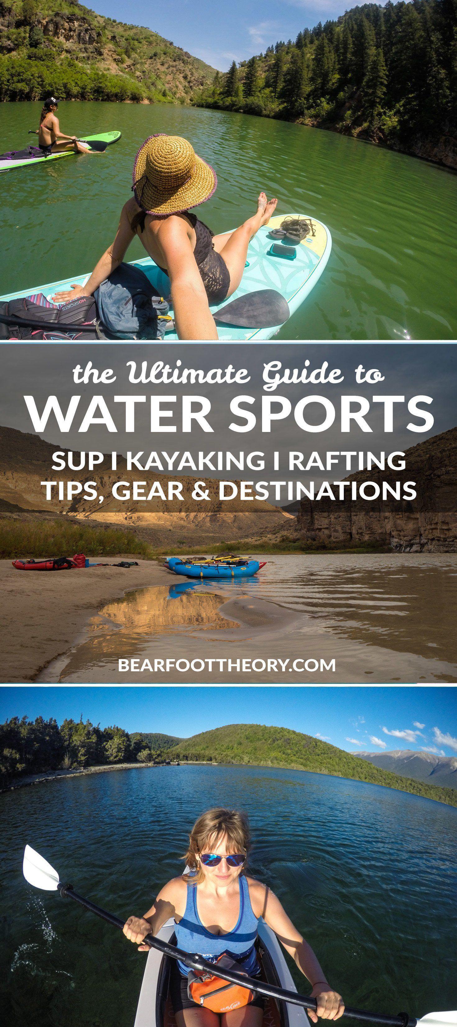 Paddling Trips Archives Bearfoot Theory Kayaking
