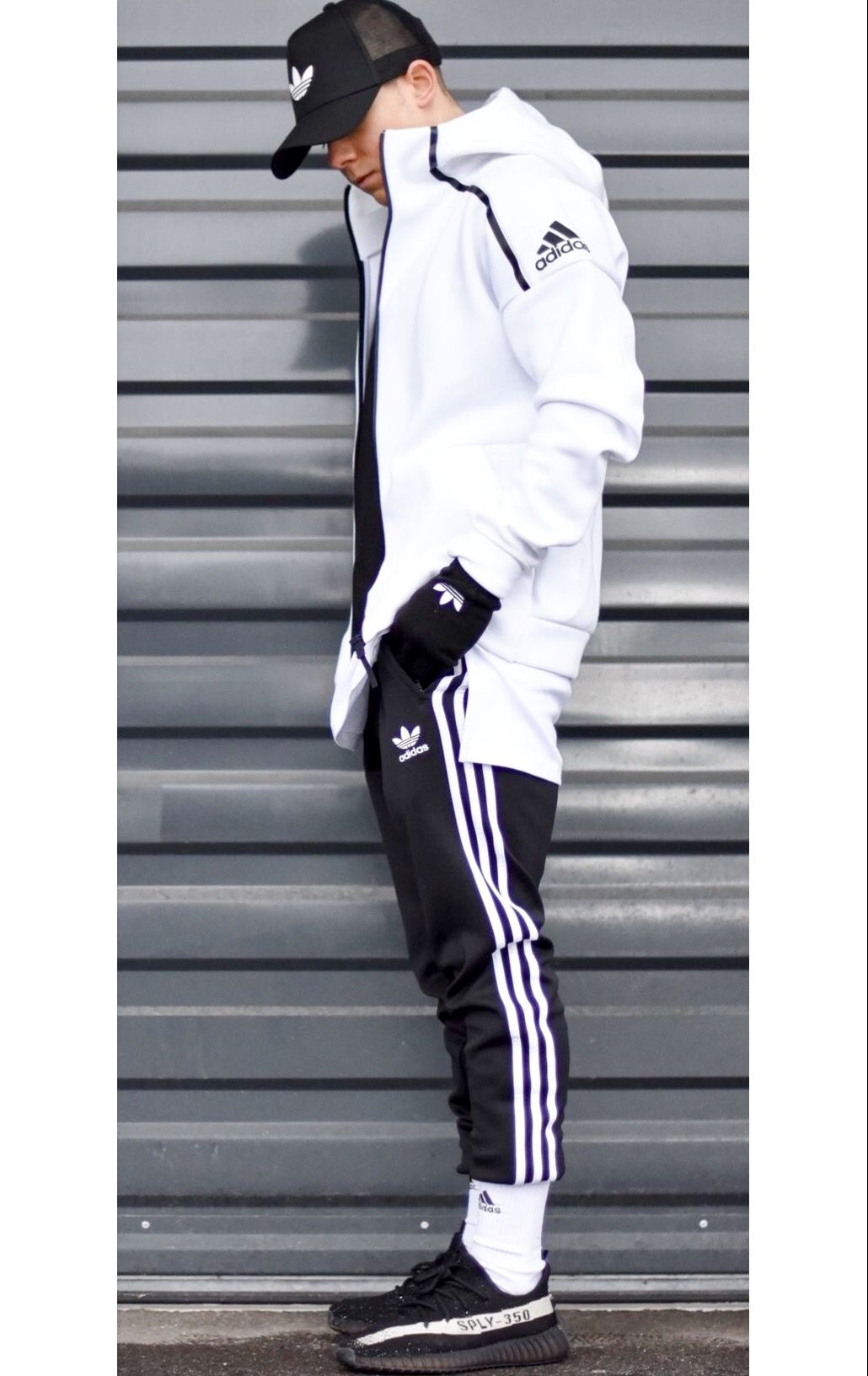 3 Striped Hype | Style | Pinterest | Adidas Street Wear And Street