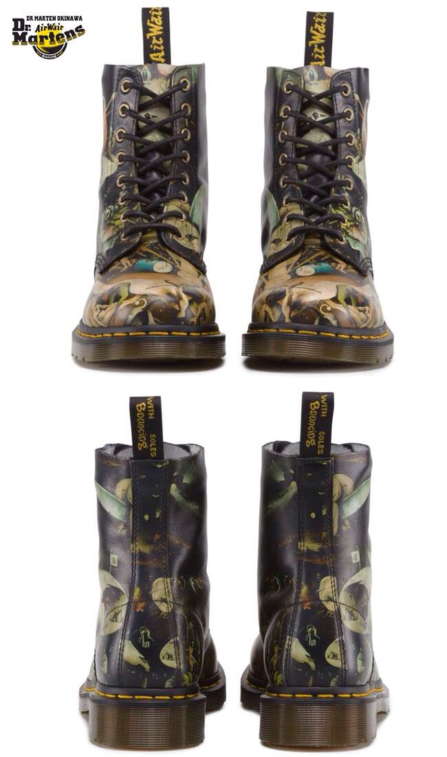 Pascals Hell boots  My inner goth kid from the 90's wants to wear these all summer