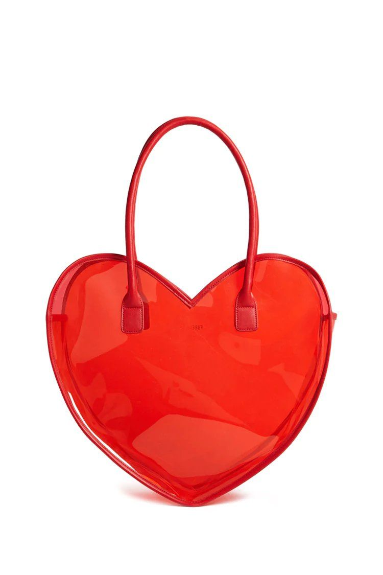 Product Name Vinyl Heart Tote Bag, Category ACC Handbags, Price 17.9 ... 68a0d56d90