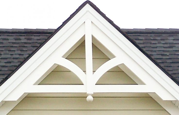 Design ideas for gable end exteriors google search for Exterior pediments