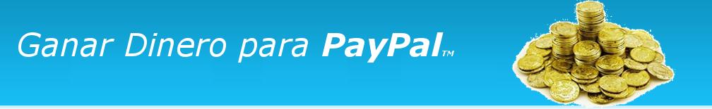 ¿Como ganar dinero en línea? Entre a nuestro sitio web por que puede encontrar las mejores formas de ganar dinero para paypal por internet.