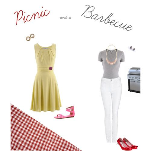 A Picnic and A Barbecue | Styled247: Hourglass body type